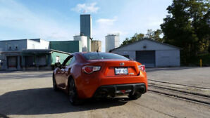 2014 Scion FR-S 6 Manual with Navigation Coupe (2 door)