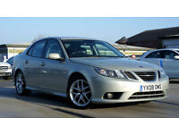 2008 Saab 9-3 2.0t AUTOMATIC PETROL Vector Sport PX WELCOME