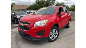 2015 Chevrolet Trax LS TURBO