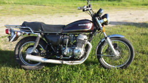 1978 HONDA CB 750k 38593km with ownership and U.V.I.P.