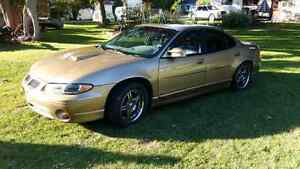 Need gone this weekend. Pontiac Grand prix gt