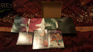 Piyo Exercise Dvd Set