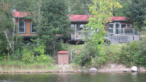 Brule Point - Lake of the Woods Cottage for Sale