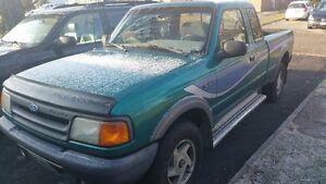 1993 Ford Ranger STX Pickup Truck