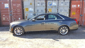 2017 Cadillac CTS Luxury Fully Loaded - $599/month plus GST