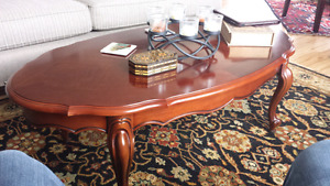 Coffee Table and 1 end table