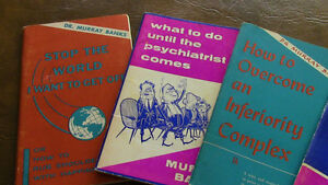Five Self-Help Books by Dr. Murray Banks, 1950-60's Kitchener / Waterloo Kitchener Area image 4