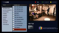 CUT YOUR CABLE BILL   !!AVOV TV ONLINE WIFI READY  + 1 YEAR  ROC