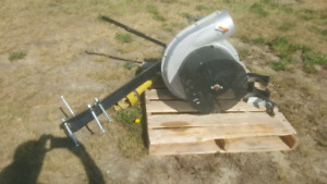 CWS Crary  air real for combine header 33ft