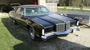 Solid well maintained 78 New Yorker appraised at 7000,00 as is