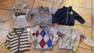 9-12 month clothing lot
