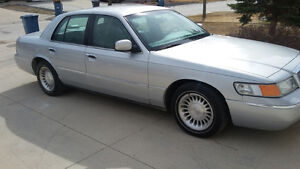 Mercury Grand Marquis LS Ultimate Leather Clean Title Like New