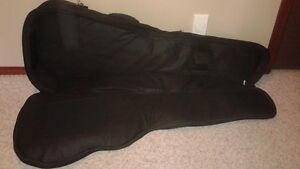 Vintage (brand) Electric/Acoustic Bass Guitar Strathcona County Edmonton Area image 4