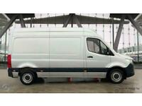 2018 Mercedes-Benz Sprinter 314 Van L2 Fridge Van Panel Van Diesel Manual