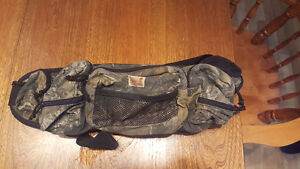 Camo Hunting Pack