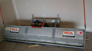 Arctic Snowplow for back Mounting