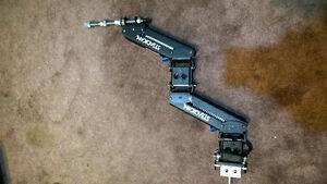 Merlin Steadicam arm vest w/ Glidecam-4000