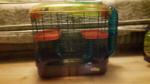 Hamster Cages and Accessories (Open to offers, no trades)