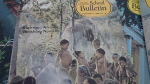 Lot of 57 National Geographic School Bulletins Kitchener / Waterloo Kitchener Area image 6