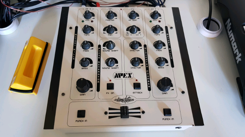 Apex rotary mixer from Intimidation  | in Petersfield, Hampshire | Gumtree