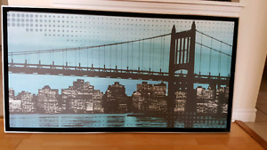 Canvas/Wall art/painting/picture 50x26in