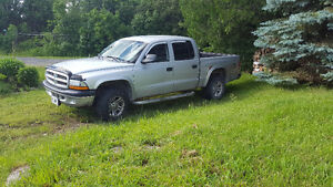 2003 Dodge Dakota Pickup Truck