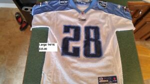Youth SZ Large Football Jersey