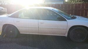 1997 Chrysler Intrepid Sedan