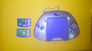 Leapster Game Console from Leap Frog Peterborough Peterborough Area image 1