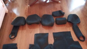 Seat Covers, 2nd and 3rd Rows - 2014 Honda Odyssey $160
