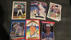 Kelly Gruber MLB cards(11)