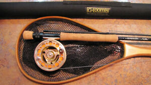 FLY ROD AND REEL SET