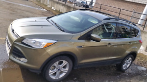 2013 Ford Escape Awd Se Showroom Condition!