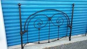 Double sized Metal Head board excellent condition