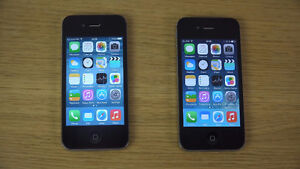 2 iphones fours for sale 50$ each or best offer