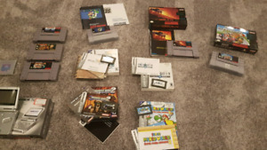 Misc Video games Rare with Boxes! Real inquires only!