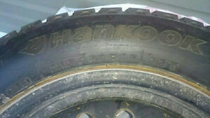 Hankook only used once