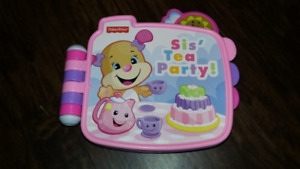 MUSICAL STORY BOOK FOR TODDLER