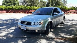 2003 AUDI A4- 1.8T TURBO- SEDAN ** FOR SALE **