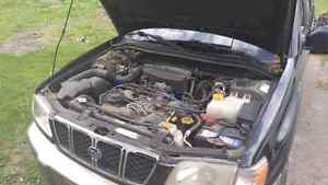 2002 Subaru Forester Cobourg $ 3200 Certified and E-tested