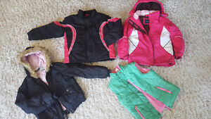 Girls size 7/8 Fall or Light Winter Coats, Jackets