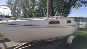 San Juan 21 for sale $3500 firm - Amazing deal - Read ad