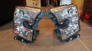 2016 F150 OEM Headlights - with bulbs - NEED GONE THIS WKND