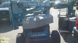 Genie Z30/20 Electric Boom Lift