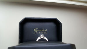 Ladies Diamond ring 14 kw - .44ct purchased fm Crowley jewell