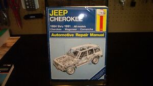 Jeep Service Manuals/Sales Brochures Kitchener / Waterloo Kitchener Area image 1