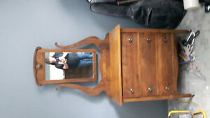 Antique dresser great condiion for year
