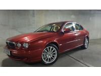 2007 JAGUAR X TYPE DIESEL ONLY 79000 MILES.