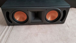 KLIPSCH RC 62II CENTER SPEAKER !