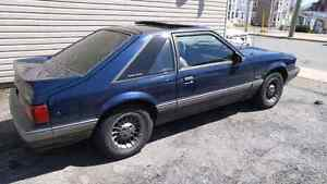 1990 ford mustang 5.0 for sale